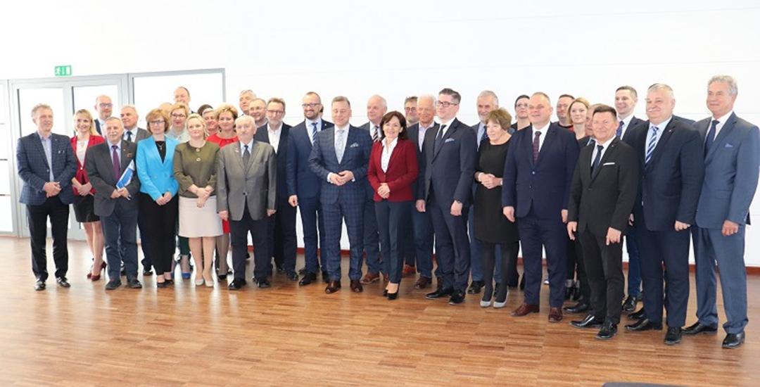 3 kwietnia 2019r. – podpisanie Porozumienia na rzecz sprawiedliwej transformacji regionu