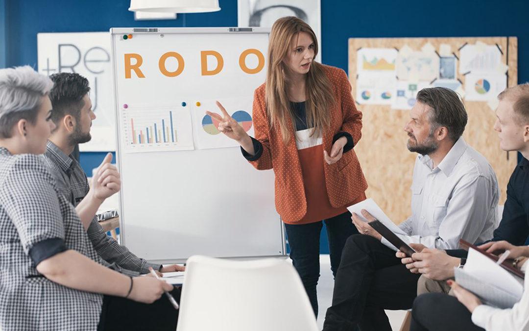 """Szkolenie: """"RODO w HR i marketingu"""" – 15.10.2019r."""